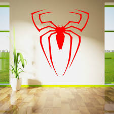 online buy wholesale logo spiderman from china logo spiderman cartoon jungle wild animal wall stickers for kids rooms home decor spiderman logo vinilo adhesivo mural