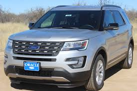 Ford Explorer Off Road Parts - ford explorer in the tucson az area oracle ford inc