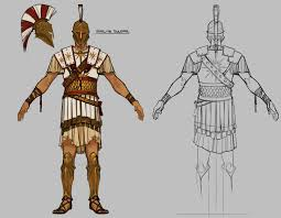 claire hummel ryse sword of damocles character designs