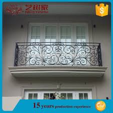 simple steel balcony grill design wrought iron balcony railing