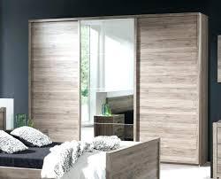 armoire chambre portes coulissantes armoire chambre porte coulissante miroir medium size of dressing