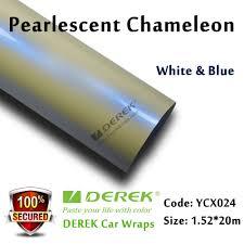 glitter car satin pearl white car wrapping vinyl film white u0026 blue glitter