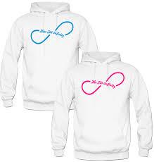his till infiti hers till infiniti designed hoodie