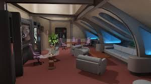 galaxy class interior now on sale star trek online