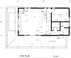 floor plans for cottages passive solar architecture