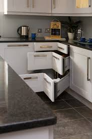 extruded aluminum cabinet pull ideas kitchen transitional with