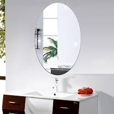 Oval Bathroom Mirror by Online Buy Wholesale Oval Bathroom Mirrors From China Oval