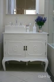 White Cottage Bathroom Vanity by Get 20 Dresser Bathroom Vanities Ideas On Pinterest Without