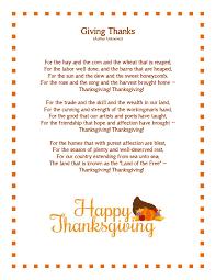 thanksgiving prayers less fortunate thanksgiving blessings
