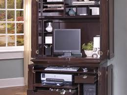 Compact Computer Desk With Hutch by Furniture Innovative Computer Desk Hutch Latest Home Office