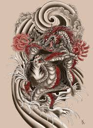 japanese dragon tattoo sleeve designs more pins like this at fosterginger pinterest art chinese fu