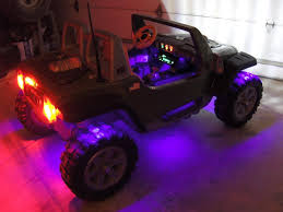 power wheels jeep hurricane modifications modified power wheels first project jeep hurricane phase 1 complete