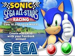 sonic sega all racing apk sonic sega all racing android install free