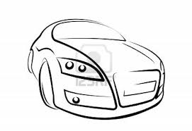 cars drawings black and white car drawings 5 desktop wallpaper