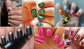 nail art 38 dreaded painted nail art images ideas painted nail