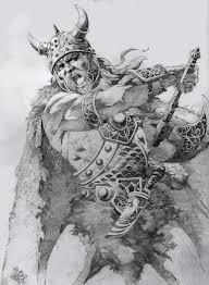 el viking by elshazam on deviantart
