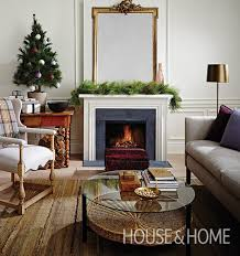 Best Christmas  Holiday Decorating Ideas Images On Pinterest - House and home decorating