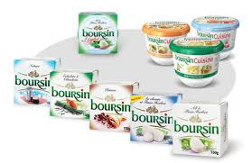 boursin cuisine light 50 jaar boursin