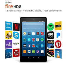 amazon 8 days to black friday all new fire hd 8 amazon official site up to 12 hours of