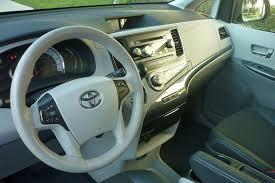 lexus rx400h dashboard 2011 toyota sienna long term road test interior