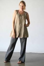 118 best flax linen images on pinterest flax clothing dress in