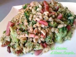 brocolis cuisine wok d ebly brocolis et lardons la cuisine d purple