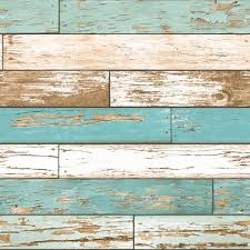 Non Permanent Wallpaper by A Street Prints Scrap Wood Wallpaper Weathered Wooden Planks
