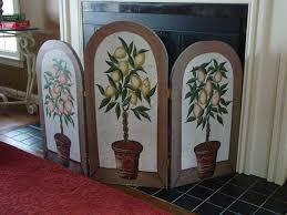 Decorative Fireplace by Decorative Fireplace Screens Ideas Decoration U0026 Furniture