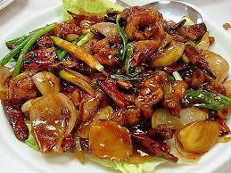 recette cuisine asiatique recette de poulet gong bao