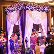 wedding event backdrop aliexpress buy 3x3x3m stainless wedding ceremony pavilion