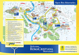 Map Rome Rome Italy Street Map Rome Top Rated Attractions Tourist Map