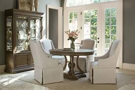 renaissance round dining room set legacy classic furniture cart