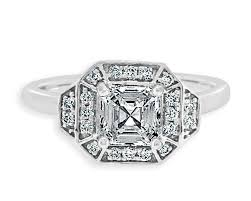 diamond jewellery rings images Vr1059 asscher cut halo diamond ring bespoke diamonds jpg