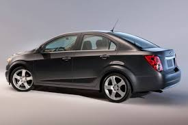 used 2013 chevrolet sonic sedan pricing for sale edmunds