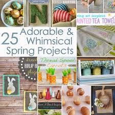 25 adorable and whimsical spring projects confessions of a