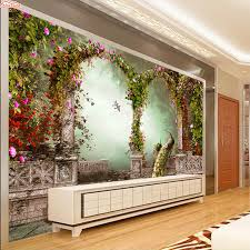 livingroom vintage wallpaper promotion shop for promotional