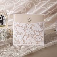 lace wedding invitations lace wedding invitations lace cutout wedding invitation cards