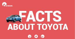10 interesting toyota facts and story car from japan