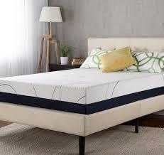 amazon com sleep revolution mygel 12 inch memory foam mattress