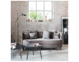 hauteur assise canapé canapé yoko 170 cm avec coussin d assise cat b intérieur 202