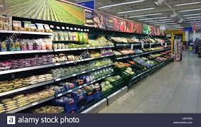 tesco store interior stock photos u0026 tesco store interior stock