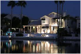 pictures of homes decorated for christmas phoenix arizona waterfront homes waterfront holiday christmas