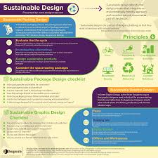 achieving a sustainable graphic design process