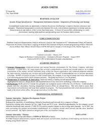 It Graduate Resume Sample Top It Resume Templates U0026 Samples