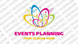 event planner event planner logo template 28898