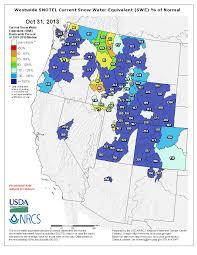 Oregon Vortex Map by Drought October 2013 State Of The Climate National Centers