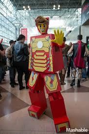 iron man lego costume halloween pinterest lego costume
