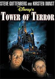 where was ghost writer filmed tower of terror film wikipedia