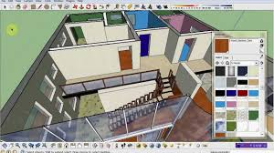 house design sketchup timelapse youtube