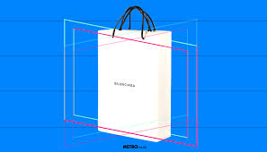 balenciaga is now selling a fake paper bag for 870 metro news